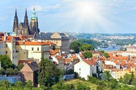 奧里斯克拉維斯酒店 - 布拉格 - 布拉格 - 室外景