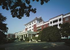 Shangri-La Hotel, Hangzhou - Hangzhou - Building