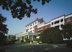 Shangri-La Hotel, Hangzhou - Hangzhou - Edificio