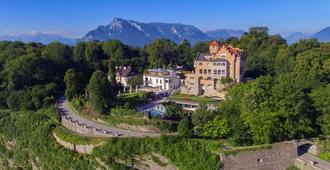 Schloss Mönchstein Hotel - Salzburg - Outdoor view