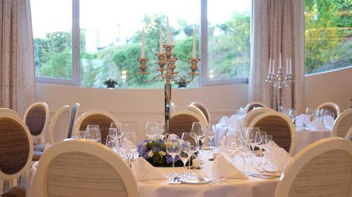 Schloss Mönchstein Hotel - Salzburg - Banquet hall