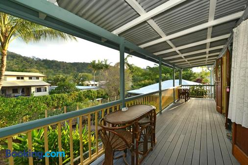 Lilybank Guest House - Cairns - Balcony
