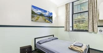 Queen Street Backpackers - Auckland - Bedroom