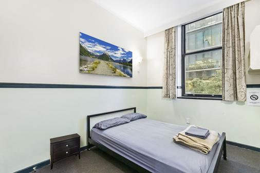 Queen Street Backpackers - Auckland - Bedroom