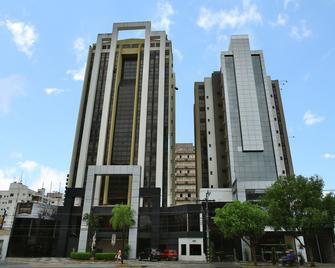 Paiaguás Palace Hotel - Cuiabá - Edificio