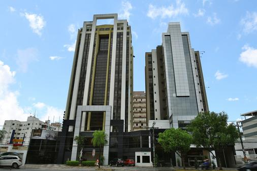 Paiaguas Palace Hotel - Cuiabá - Building