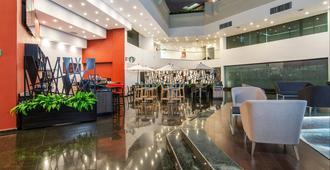 Holiday Inn Mexico Dali Airport - מקסיקו סיטי - מסעדה