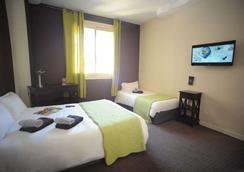 Hôtel Akena Hf - Limoges - Makuuhuone