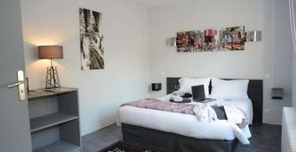Hôtel Akena Hf - Limoges - Camera da letto