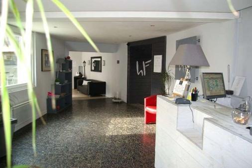 Hôtel Akena Hf - Limoges - Vastaanotto