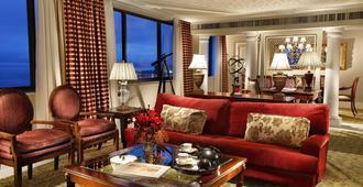 JW Marriott Hotel Rio de Janeiro - Rio de Janeiro - Sala de estar