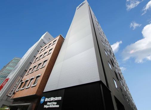 Best Western Hotel Fino Tokyo Akihabara - Tokyo - Building