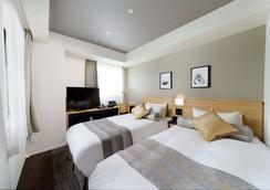 Best Western Hotel Fino Tokyo Akihabara - Tokyo - Bedroom