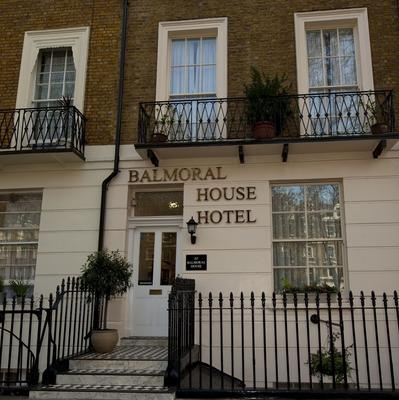 Balmoral House Hotel - London - Building