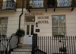 Balmoral House Hotel - Londres - Edificio