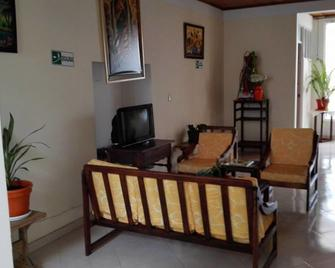 Hotel Colonial El Bosque - Tunja - Вітальня