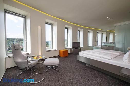 Scala Turm Hotel Restaurant - Jena - Bedroom