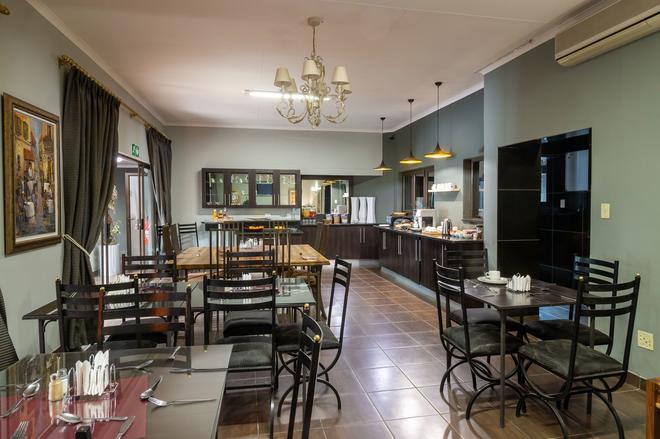Lala Dene Lodge - Bloemfontein - Restaurant