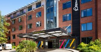 Roomzzz Nottingham City - Nottingham - Edificio