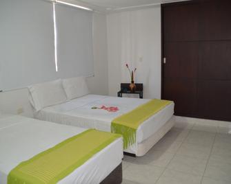 Hotel Casa Pablo - Neiva - Bedroom