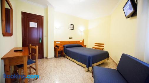 Hotel El Puente - Sanxenxo - Phòng ngủ