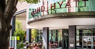 Grand Hyatt Berlin - Berlín - Edificio