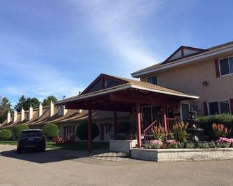 Motel des Pentes et Suites - Saint-Sauveur - Gebouw