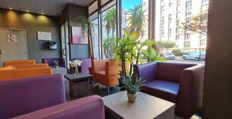 Hotel Kyriad Marseille Palais Des Congres - Vélodrome - Marseille - Lounge
