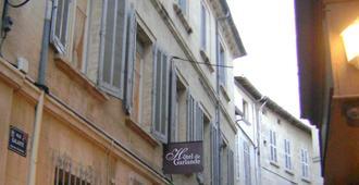 Garlande Hotel Avignon Centre - Aviñón - Edificio