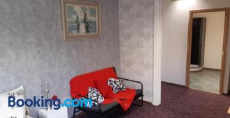 casa di Gino - Antwerp - Living room