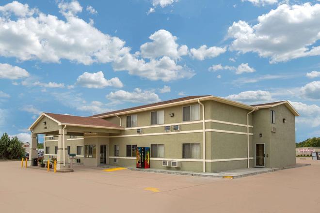 Days Inn by Wyndham North Platte - North Platte - Rakennus