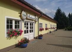 Hotel-Pension Am Mühlberg - Lübbenau - Bygning