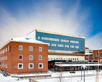 Quality Hotel Skelleftea Stadshotell - Skellefteå - Gebäude