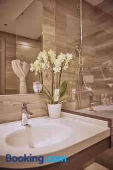 Ih Hotels Milano Lorenteggio - Milan - Bathroom