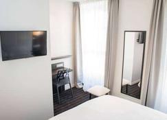 Hotel 66 Nice - นีซ - ห้องนอน