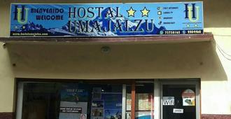 Hostal Umajalzu - La Paz - Outdoors view