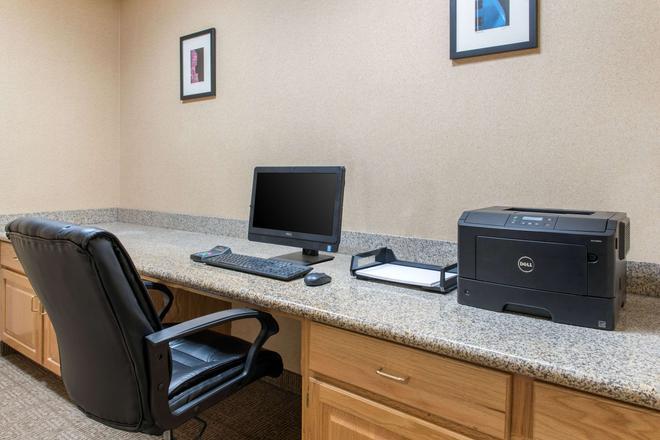 Comfort Suites Airport - Louisville - Khu vực làm việc