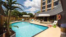 阿圖拉奧爾伯里酒店 (原里吉斯奧爾伯里酒店) - 奥伯里 - 阿爾伯尼 - 游泳池