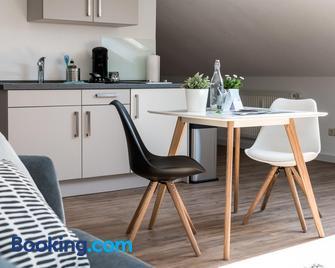 Boutique Apartments Kirchzarten - Kirchzarten - Living room
