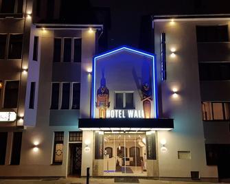Hotel Wali - Bielefeld - Gebouw