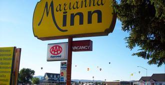 Marianna Inn Panguitch - Panguitch - Außenansicht