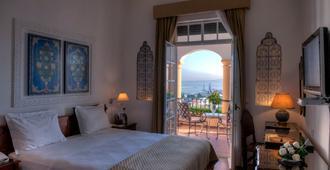 El Minzah Hotel - Tanger - Makuuhuone