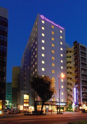 Daiwa Roynet Hotel Hakata-Gion - Fukuoka - Gebäude