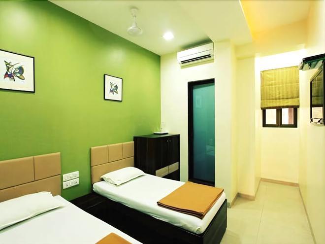 Hotel Avista - Mumbai - Bedroom
