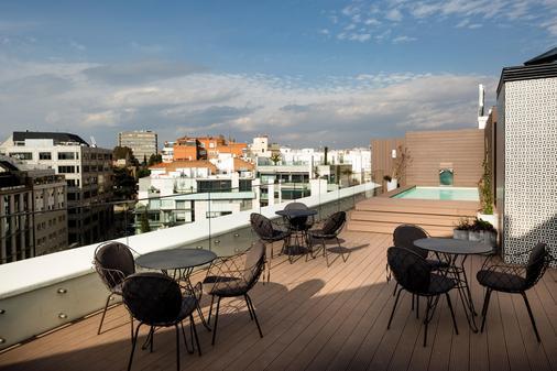 Barceló Emperatriz - Madrid - Balcony