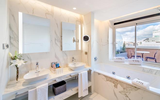 Barceló Emperatriz - Madrid - Bathroom