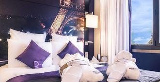 Mercure Paris Centre Tour Eiffel - פריז - חדר שינה