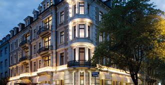 Alden Suite Hotel Splügenschloss Zurich - Zürich - Bygning