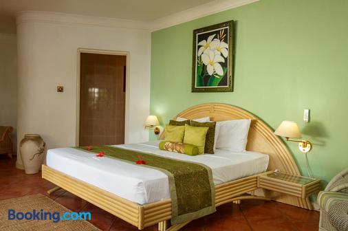 L Habitation Cerf Hotel - Victoria - Bedroom