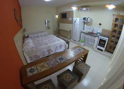 Casa do Monge Apartments - Ilhabela - Habitación